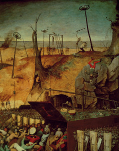 Picture no: 31002829 The Triumph of Death, c.1562 Created by: Bruegel, Pieter the Elder