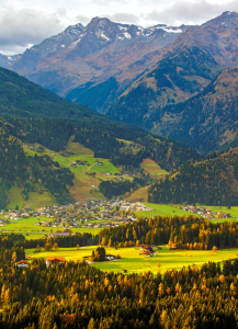 Picture no: 11364932 Herbst im Pinzgau Created by: wompus