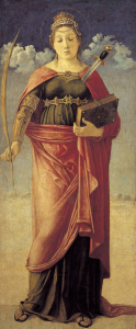 Picture no: 30002014 Giov.Bellini, Saint Justina Created by: Bellini, Giovanni