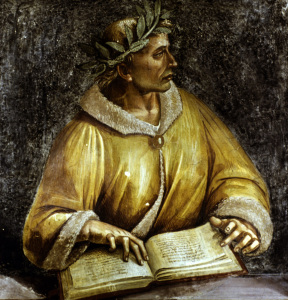 Picture no: 30002488 Ovid/Idealised portr./ Signorelli / 1500 Created by: Signorelli, Luca