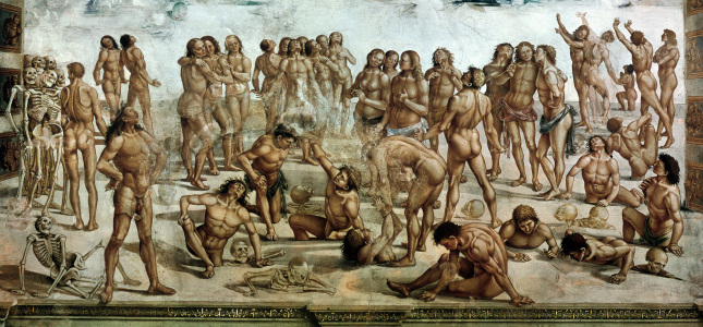 Picture no: 30002510 L.Signorelli, Resurrection of the Flesh Created by: Signorelli, Luca