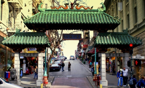 Picture no: 9289159 Eingang China Town Created by: SuSus56