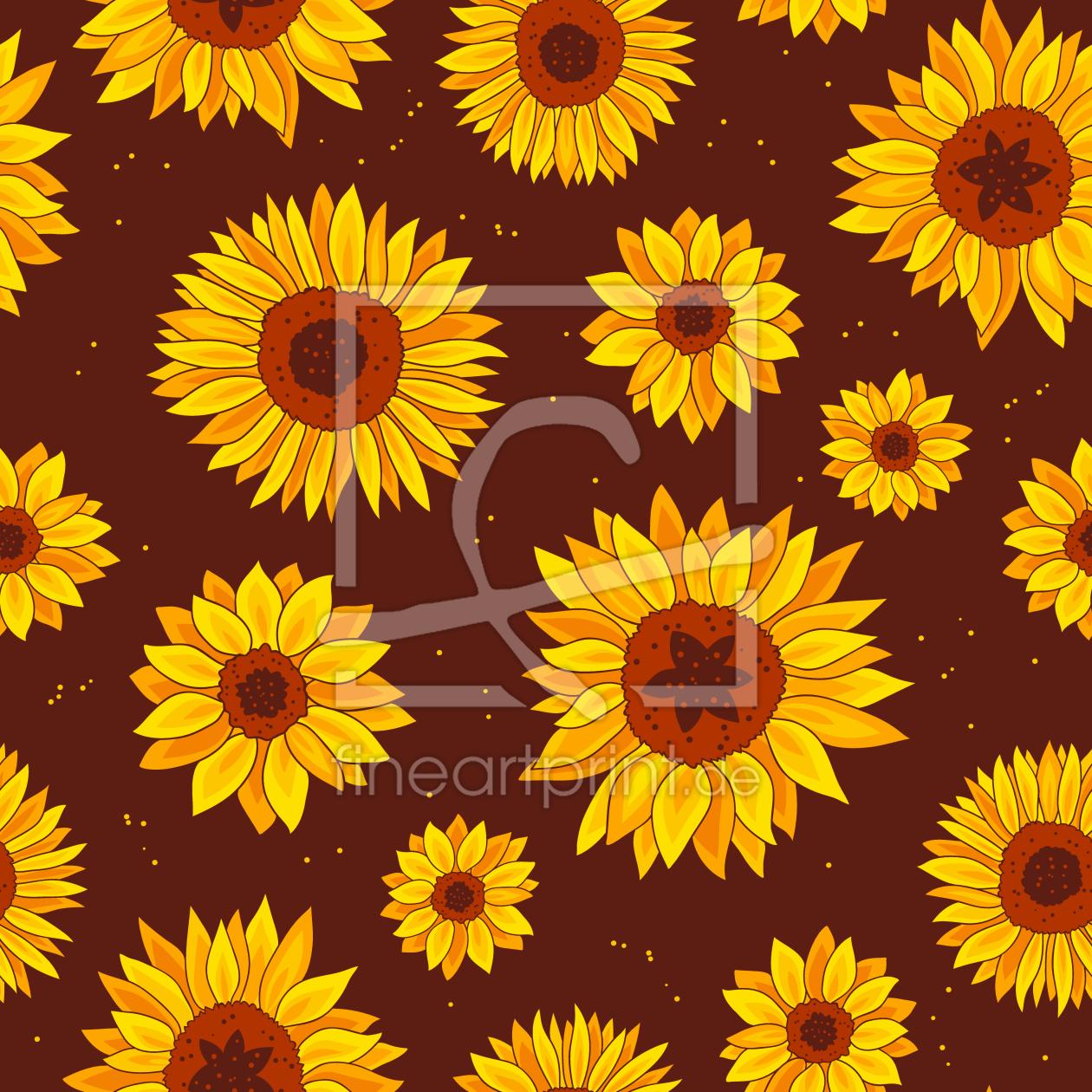 gelbe kamille als fensterfolie von patterndesigns com e. Black Bedroom Furniture Sets. Home Design Ideas