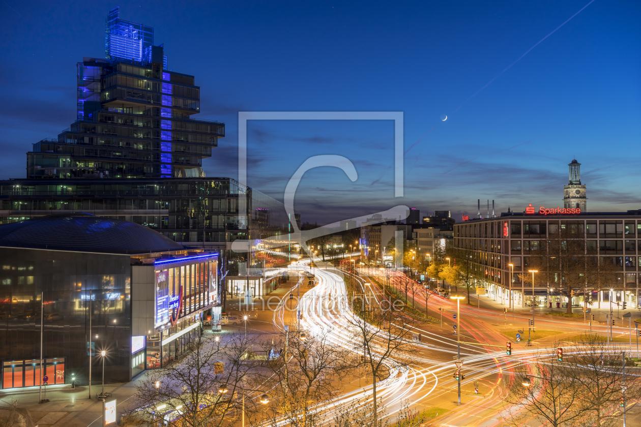 Lüneburg Am alter Kran als Untersetzer von panoramarxde