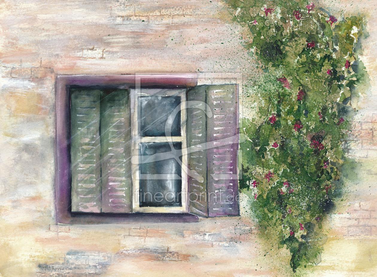 Fenster zum hof als teppich von jitkakrause erh ltlich for Fenster zum hof