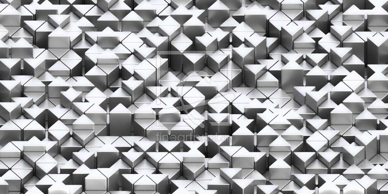 dreiecke kontrastreich als tapete von dresdner erh ltlic. Black Bedroom Furniture Sets. Home Design Ideas