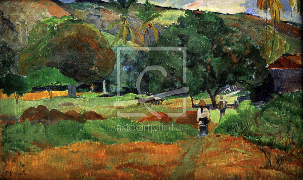 Bild-Nr.: 30000564 Paul Gauguin /