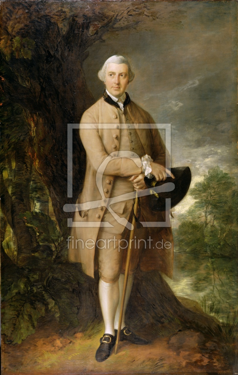 Bild-Nr.: 31000449 William Johnstone-Pulteney, Later 5th Baronet, c.1772 erstellt von Gainsborough, Thomas