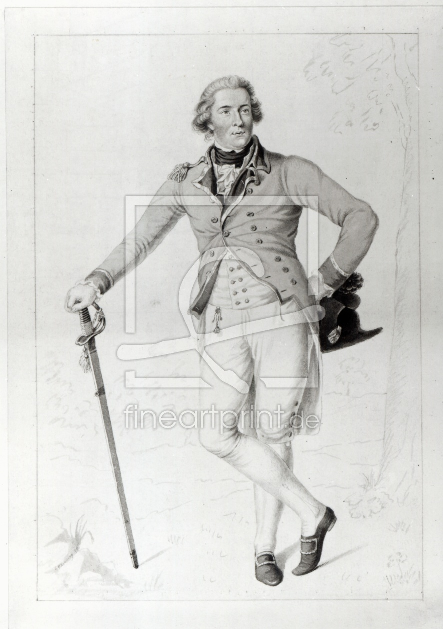 Bild-Nr.: 31000573 Thomas Bruce, 7th Earl of Elgin, engraved by George Perfect Harding, 1787 erstellt von Graff, Anton