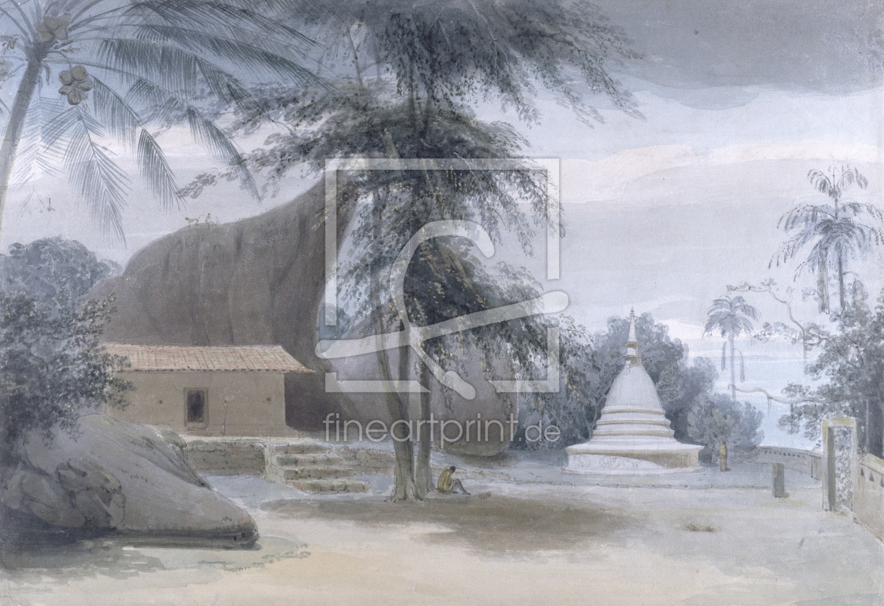 Bild-Nr.: 31002155 Scene between Galle and Matura, about Six Miles from Galle, c.1801 erstellt von Daniell, Samuel