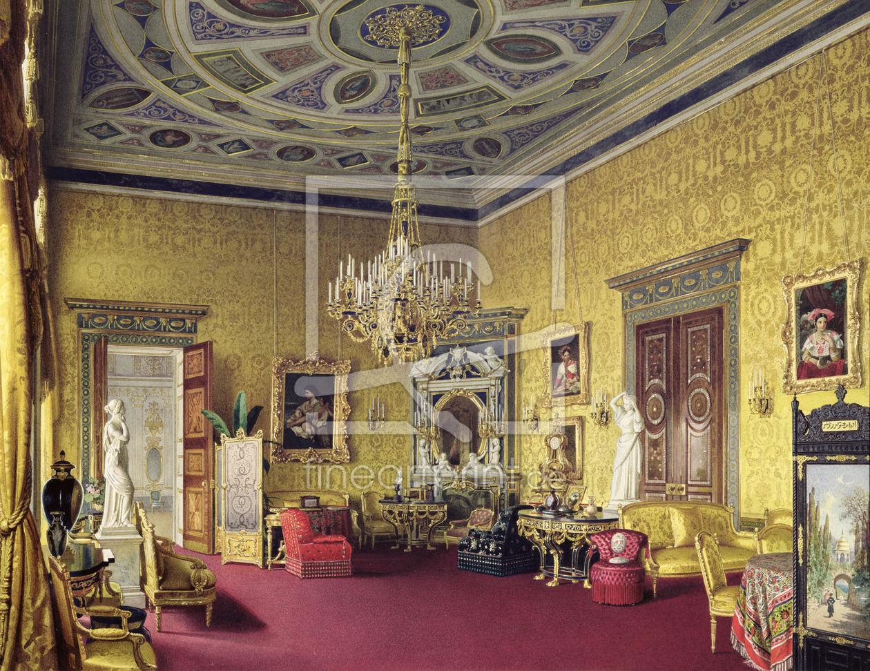 Bild-Nr.: 31002723 The Lyons Hall in the Catherine Palace at Tsarskoye Selo, 1859 erstellt von