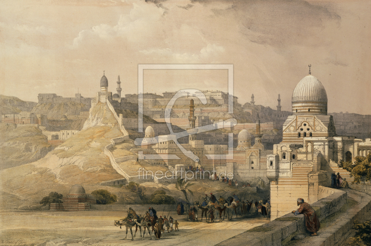 Bild-Nr.: 31002800 The Citadel of Cairo, Residence of Mehmet Ali, from
