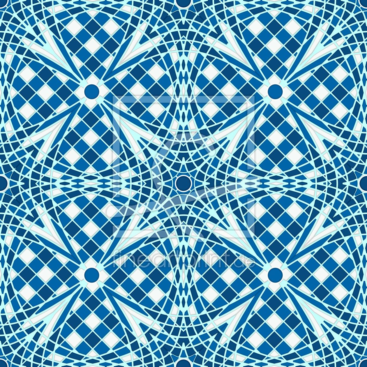 stern mosaik als tapete von patterndesigns com erh ltli. Black Bedroom Furniture Sets. Home Design Ideas