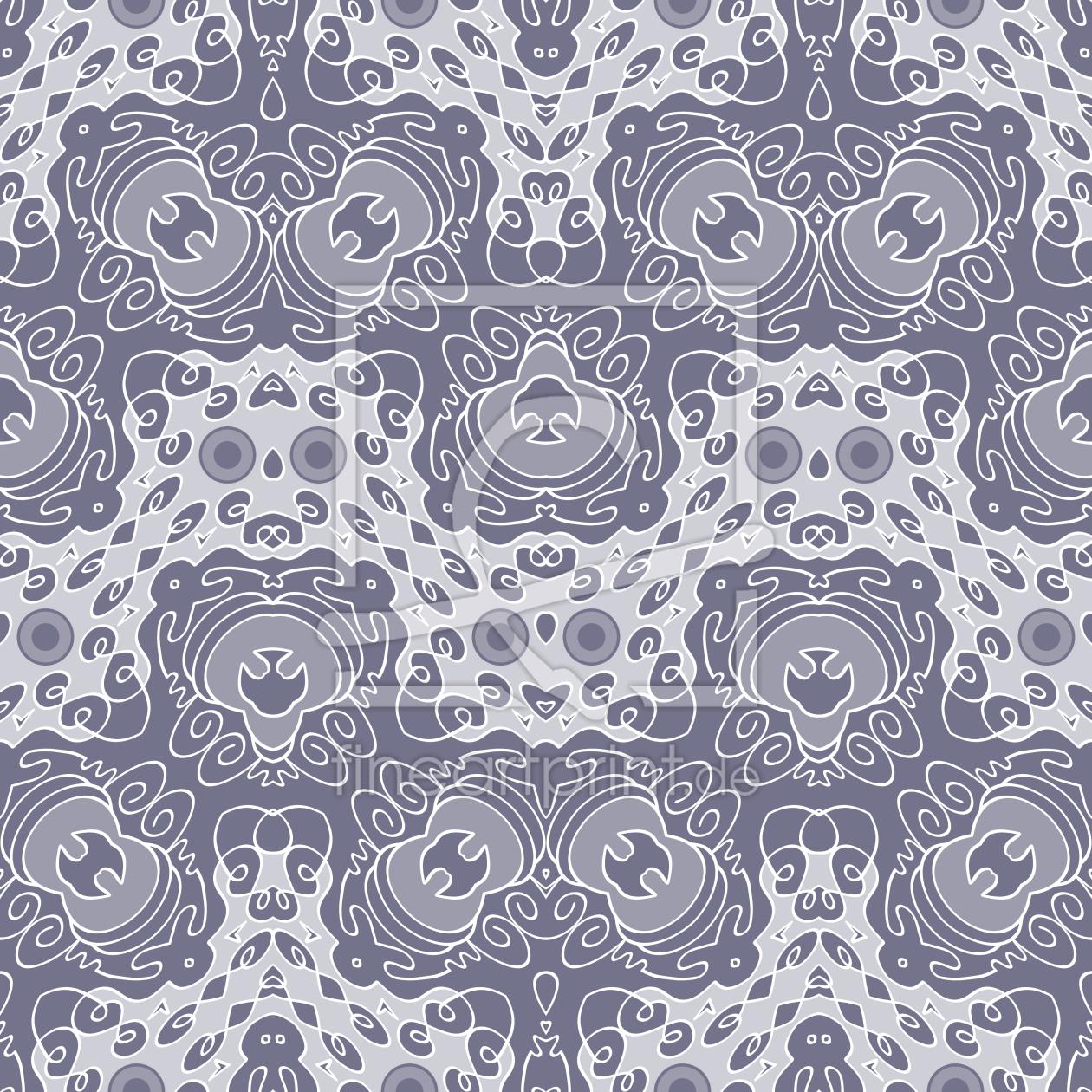 Nicht nur zick zack als tapete von patterndesigns com for Markise balkon mit zick zack tapete