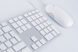 White keyboard /9268737