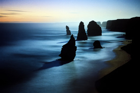 Bild-Nr: 9348682 The Twelve Apostles in Moonlight Erstellt von: photoaustralis