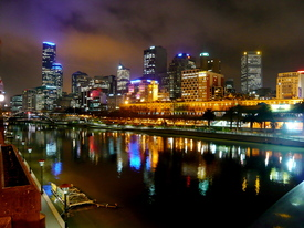 Melbourne by Night/9507058