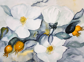 Aquarell - Flower/9933772