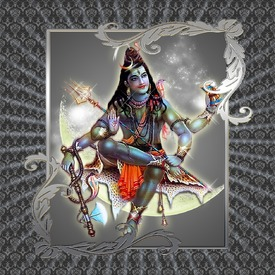 Lord Shiva - Magic Of Grey/10227429