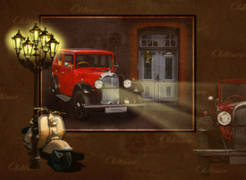 Collage Oldtimer/10429901