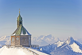 Wallbergkapelle im Winter/10771947