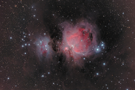 Great Orion Nebula & Running Man/11475136