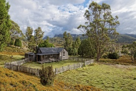 Old Farmhouse, Cradle Mountains/11812378