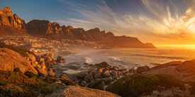 Camps Bay Evening Glow/11862409