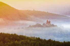 castle in the fog/12023997
