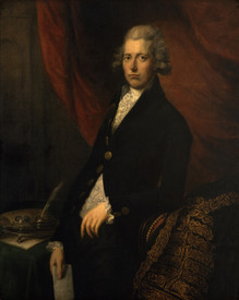 Bild-Nr: 30000676 William Pitt t.Y./Painting/Gainsborough Erstellt von: Gainsborough, Thomas