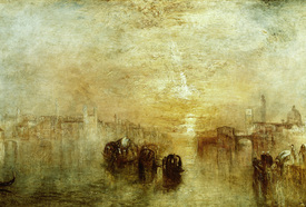 Bild-Nr: 30008079 W.Turner, Venice, Going to the Ball Erstellt von: Turner, Joseph Mallord William