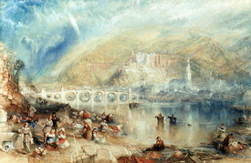 Bild-Nr: 30008087 William Turner, Heidelberg Erstellt von: Turner, Joseph Mallord William