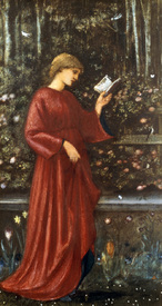 Bild-Nr: 30009066 E. Burne-Jones, The Princess Sabra. Erstellt von: Burne-Jones, Edward