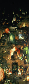 Bild-Nr: 31000095 The Last Judgement : Interior of Right Wing Erstellt von: Bosch, Hieronymus