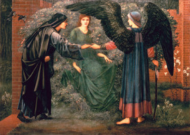 Bild-Nr: 31000146 Heart of the Rose Erstellt von: Burne-Jones, Edward
