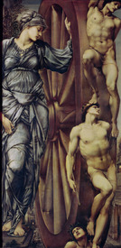 Bild-Nr: 31000152 The Wheel of Fortune, 1875-83 Erstellt von: Burne-Jones, Edward