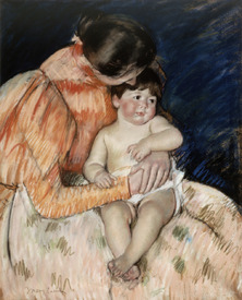 Bild-Nr: 31000178 Mother and Child, 1890s Erstellt von: Cassatt, Mary