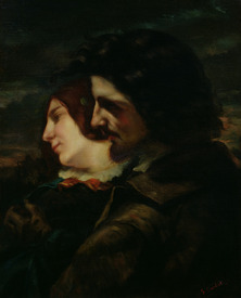 Bild-Nr: 31000291 The Lovers in the Countryside, after 1844 Erstellt von: Courbet, Gustave
