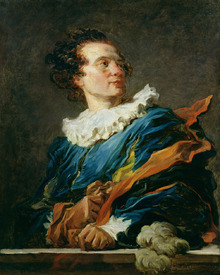 Bild-Nr: 31000408 Figure of Fantasy: Portrait of the Abbot of Saint-Non 1769 Erstellt von: Fragonard, Jean-Honoré