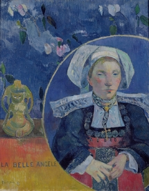 Bild-Nr: 31000481 The Beautiful Angel , 1889 Erstellt von: Gauguin, Paul