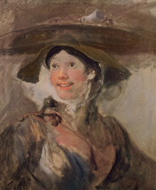 Bild-Nr: 31000653 The Shrimp Girl, c.1745 Erstellt von: Hogarth, William