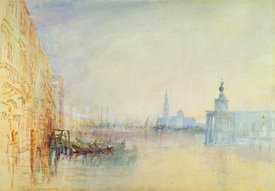Bild-Nr: 31001264 Venice, The Mouth of the Grand Canal, c.1840 Erstellt von: Turner, Joseph Mallord William