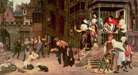 Bild-Nr: 31002159 The Return of the Prodigal Son, 1862 Erstellt von: Tissot, James Jacques Joseph