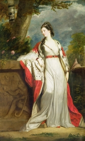 Bild-Nr: 31002233 Elizabeth Gunning, Duchess of Hamilton and Duchess of Argyll, c.1760 Erstellt von: Reynolds, Sir Joshua