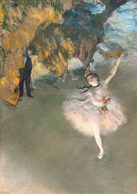 Bild-Nr: 31002388 The Star, or Dancer on the stage, c.1876-77 Erstellt von: Degas, Edgar