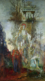 Bild-Nr: 31002583 The Muses Leaving their Father Apollo to Go Out and Light the World, 1868 Erstellt von: Moreau, Gustave
