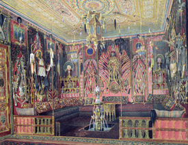 Bild-Nr: 31002720 The Arabian Hall in the Catherine Palace at Tsarskoye Selo, c.1850 Erstellt von: Premazzi