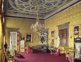 Bild-Nr: 31002723 The Lyons Hall in the Catherine Palace at Tsarskoye Selo, 1859 Erstellt von: Premazzi
