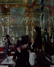 Bild-Nr: 31002787 Cafe Royal, London, 1912 Erstellt von: Orpen, Sir William