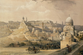 Bild-Nr: 31002800 The Citadel of Cairo, Residence of Mehmet Ali, from